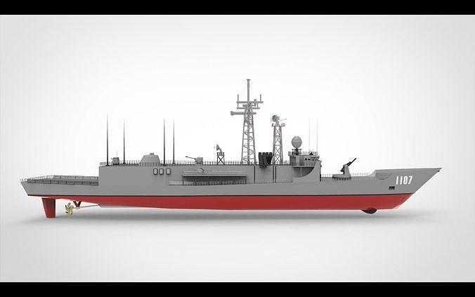 Cheng Kung-class frigate