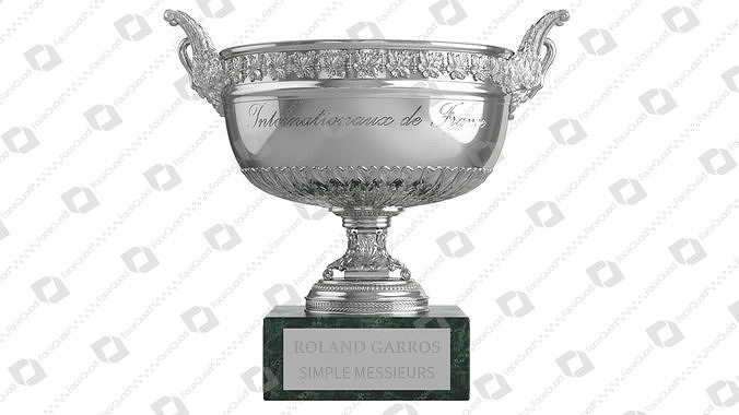 Roland Garros Trophy Musketeers Cup