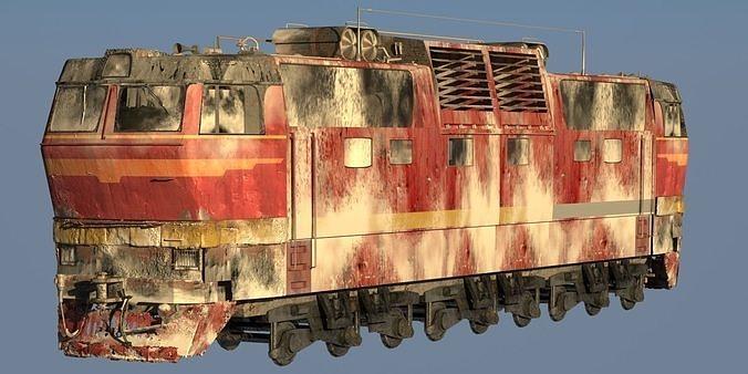 Train CS2T Snow