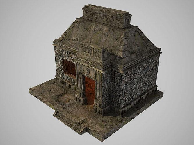 Aztec House