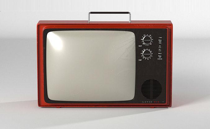 Vintage TV Lavis 612