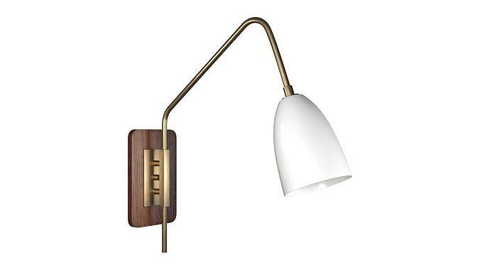 Elska Wall Mount Lamp by Blueprint Lighting Sconce