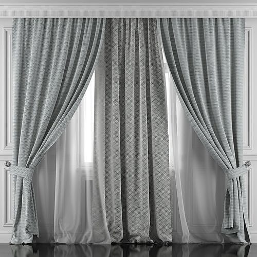 Curtain Set 402