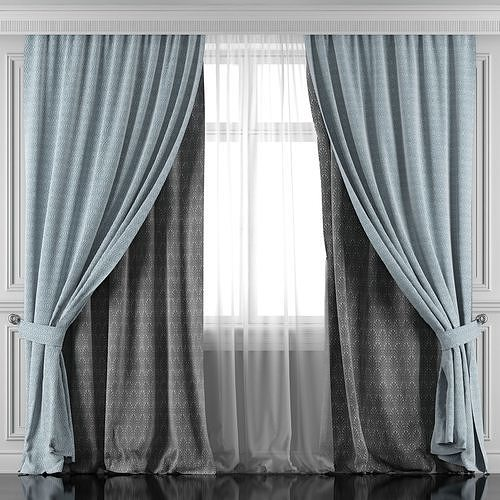 Curtain Set 406