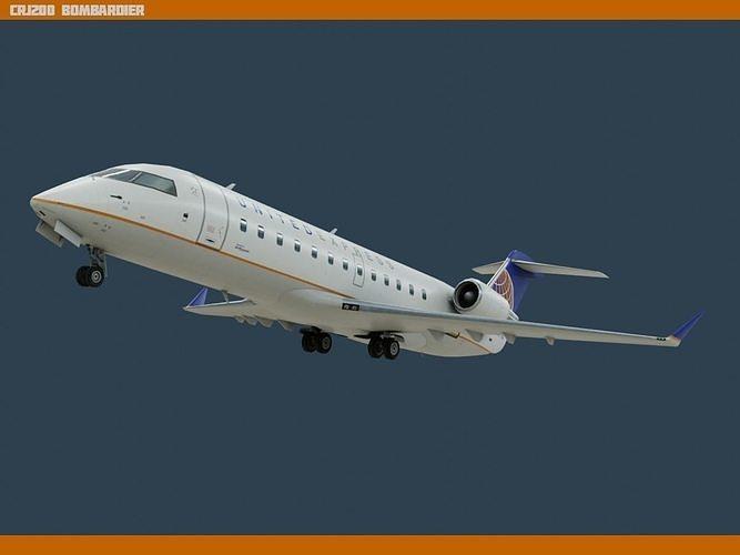 CRJ200 United