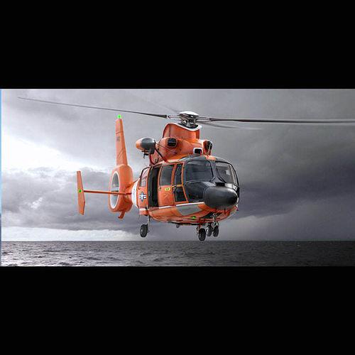 Eurocopter AS 365 US Coast Guard