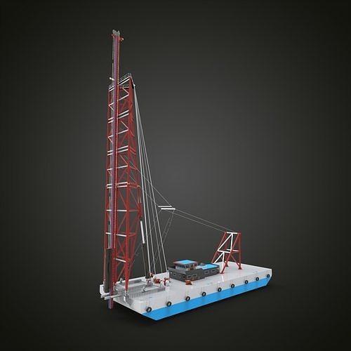 Offshore barge II
