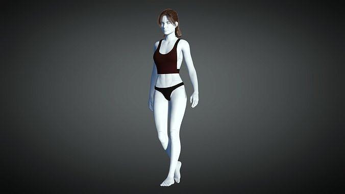 Cyberpunk - Dreamer Underwear Set C