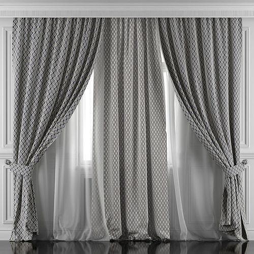 Curtain Set 420