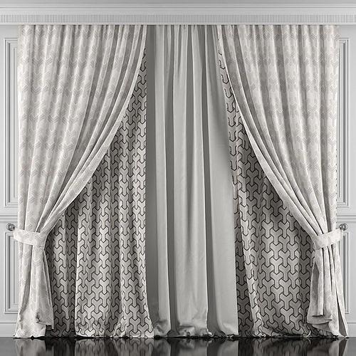 Curtain Set 430