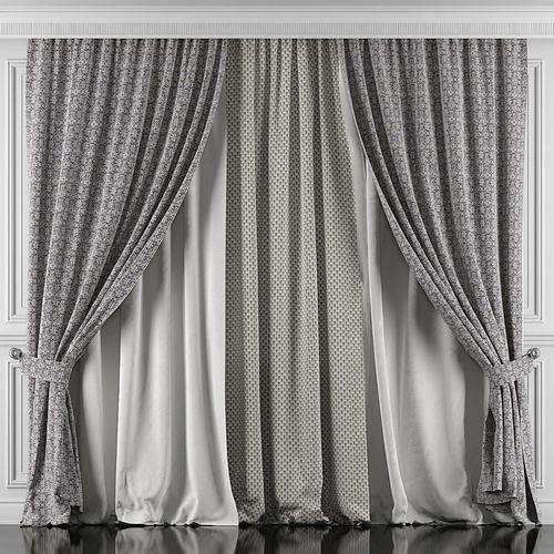 Curtain Set 439