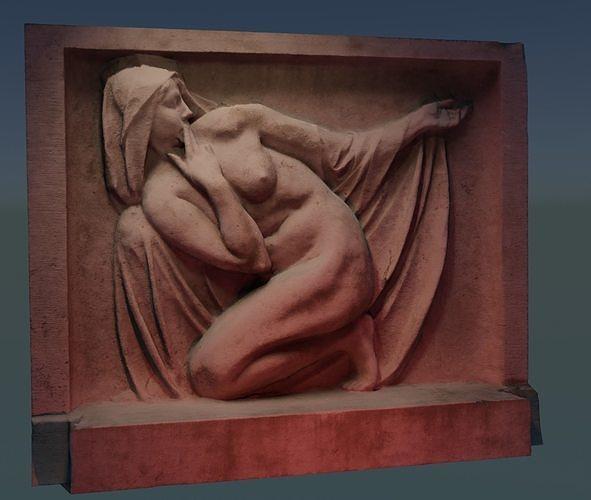 Sculpture Photogrammetry