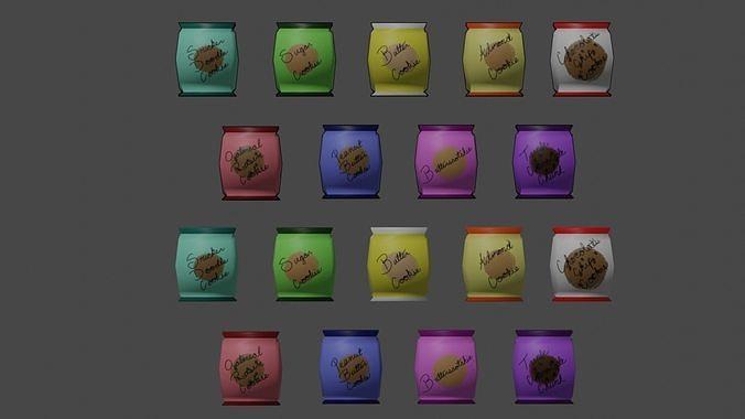 Cookie Value Pack