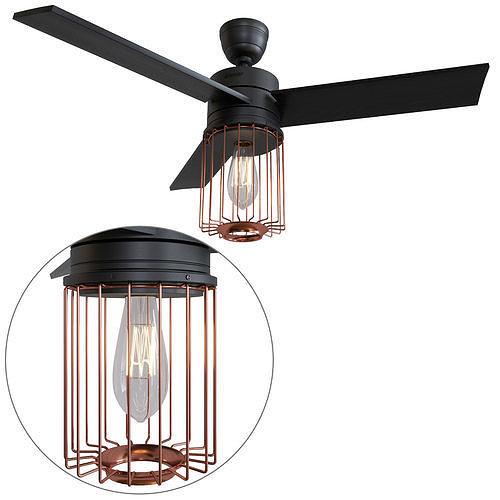 Hunter 52 Ronan Ceiling Fan with LED
