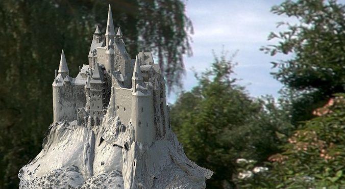 Romanian Medieval Castle
