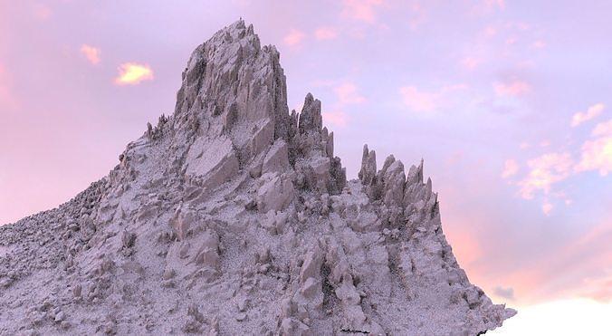 Spain Rock Formation