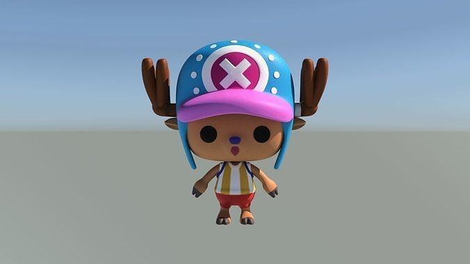 Chopper Funko Pop Style