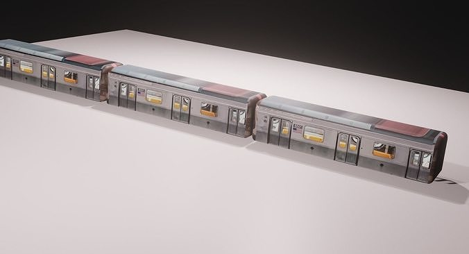 train model with high detail