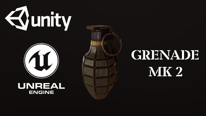 GRENADE MK 2