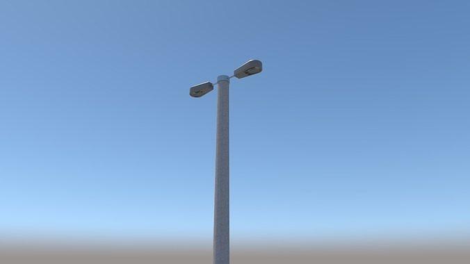 Lamp Post 04
