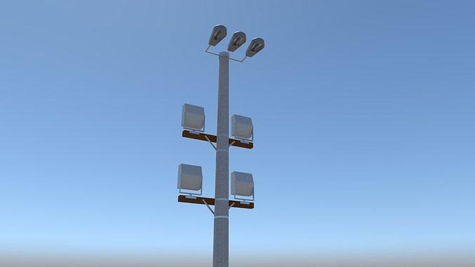 Lamp Post 10