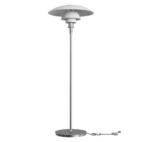 PH 4 1 2 3 1 2 Floor Lamp