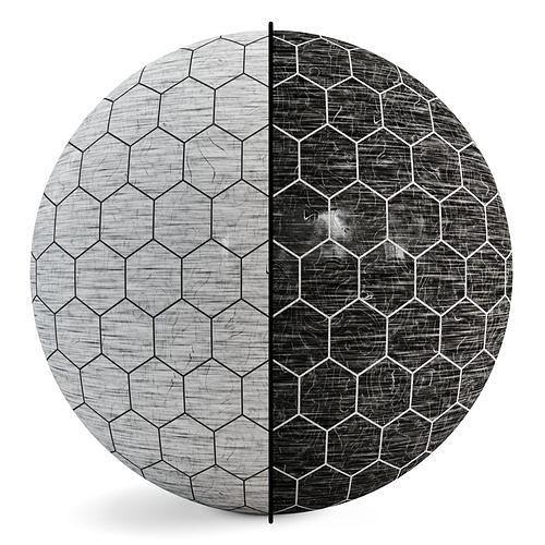 Pbr Marble Floor Tile Stone B2 4k