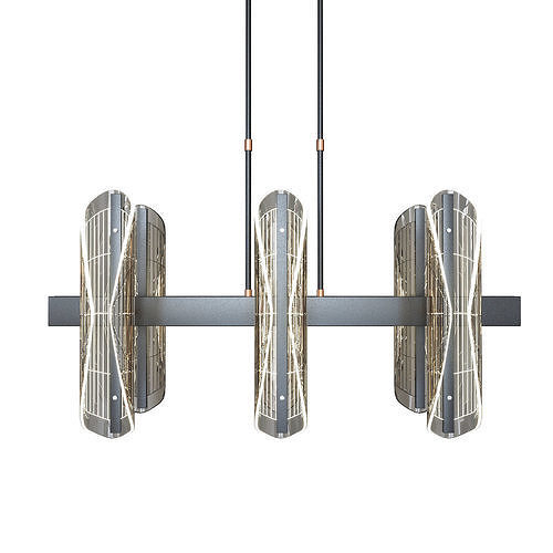 Acrylic Transformable Pendant Light