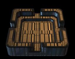Ashtray 3D Model