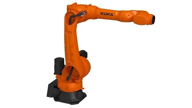 Kuka KR Iontec Industrial Robot