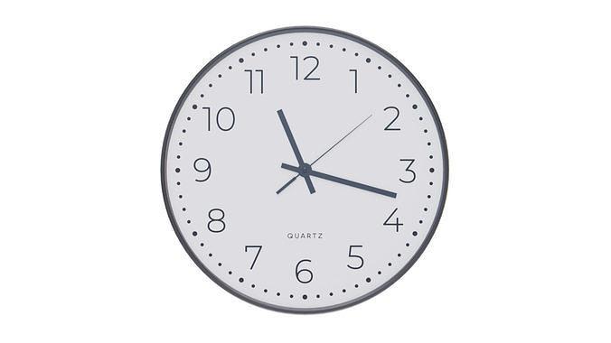 Modern Decorative Wall Clock v1