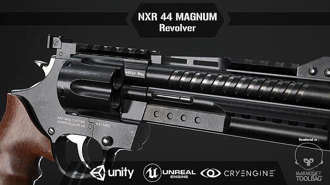 NXR 44 Magnum