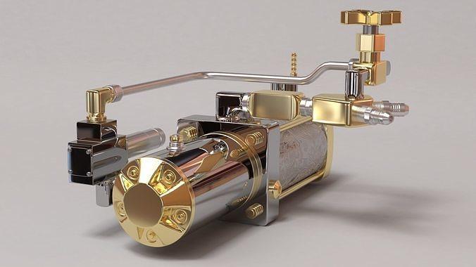 Car Hydraulic Pump printable