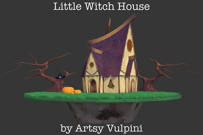 Witch House Halloween Special
