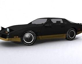 3D asset Pontiac Firebird Trans Am