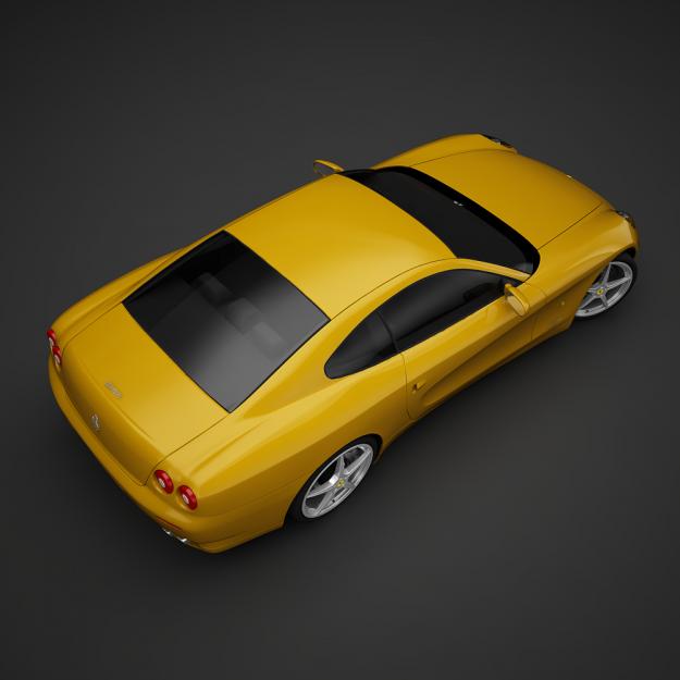 8 Ferrari 612 Scaglietti