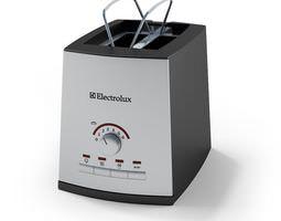 3D Gray Kitchen Gadget Toaster