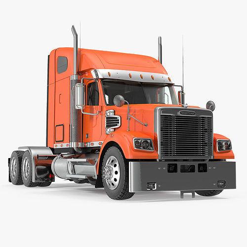 2020 Freightliner 122SD Truck