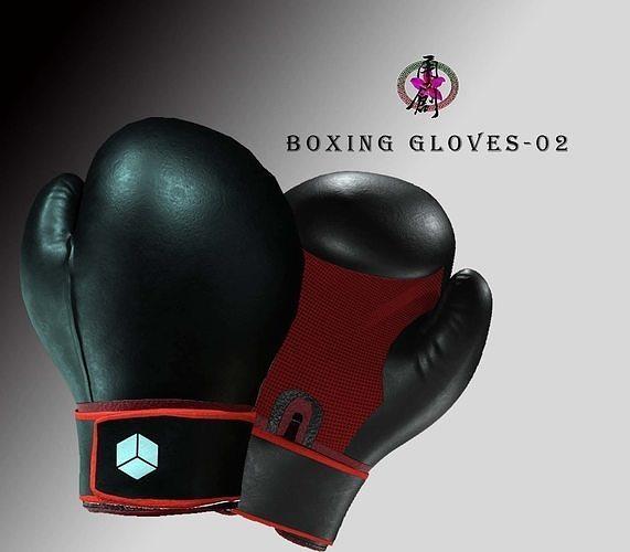 Boxing Glove-Black