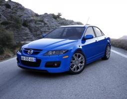 Mazda 6 3D