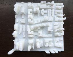 3D CITY PUZZY