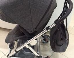 Simple Stroller Bag Hook 3D print model