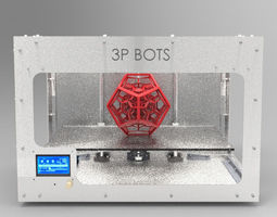 3PBOTS - 3D Printer
