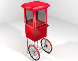 3D Trade Trolley - Type 3