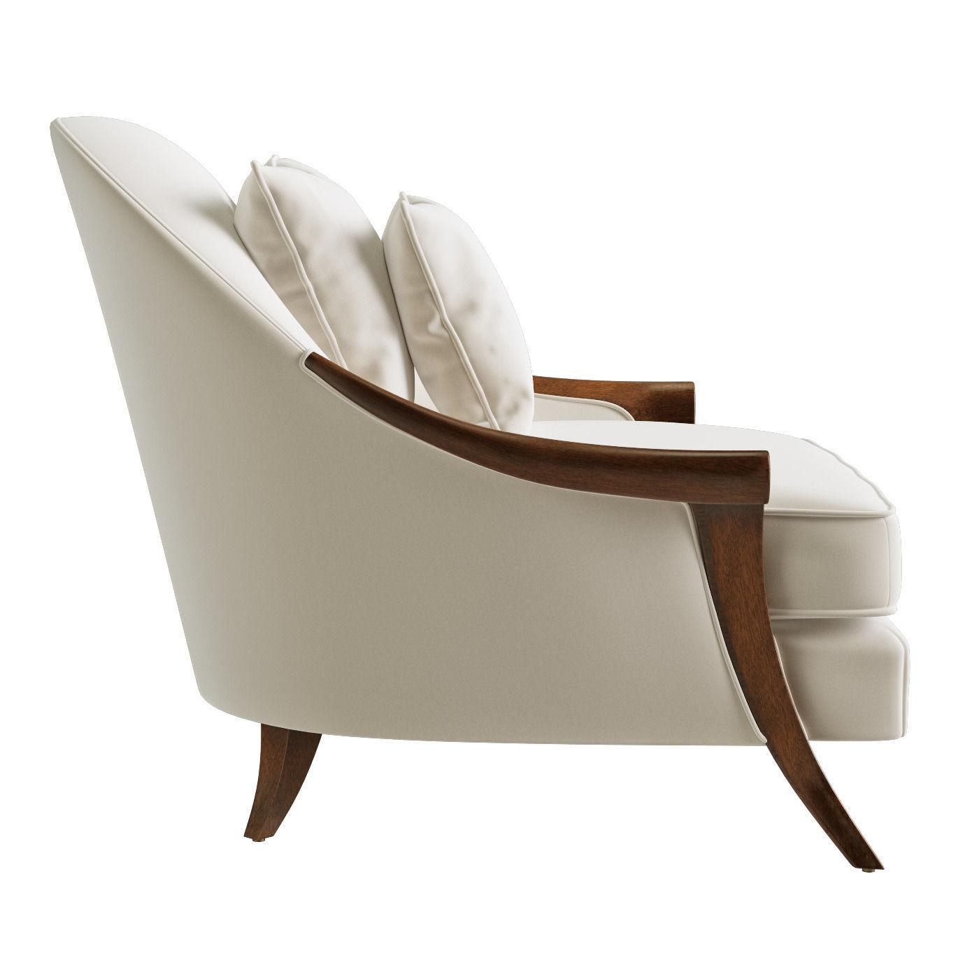 Christopher Guy Furniture Christopher Guy 60 0077 Francophile 3d Model Max Obj