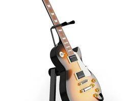 3D model Musical Instrument Guitar