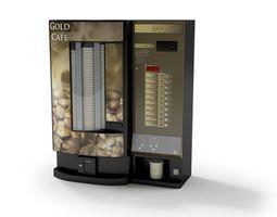 3D model Beverage Vending Machine