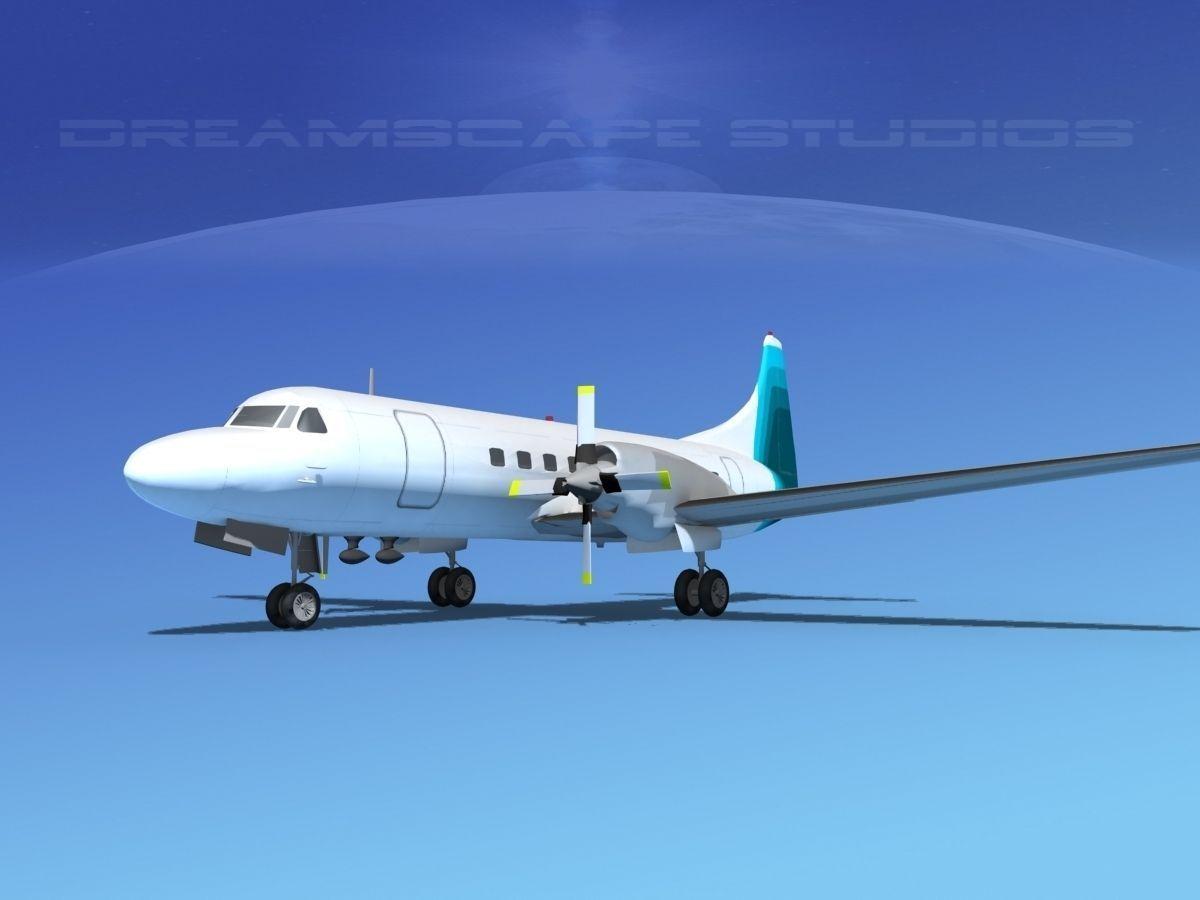 Convair CV-580 Corporate 7