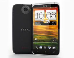 HTC One X 3D