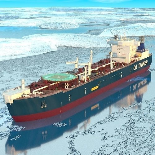 Arctic Tanker ship